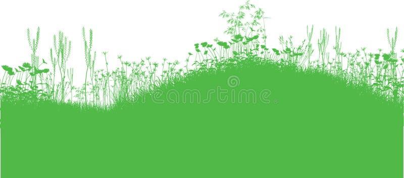 Natur-Hintergrund lizenzfreie abbildung