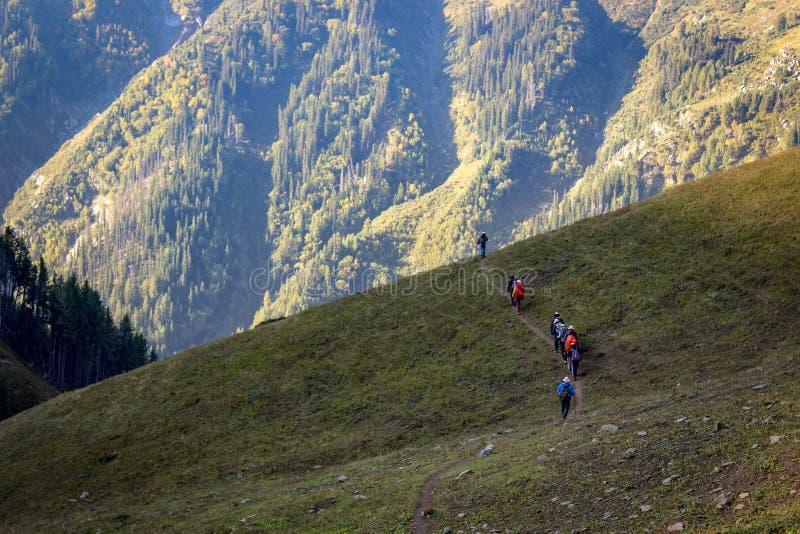 Natur-Schönheit von Himachal Pradesh, Indien stockbilder