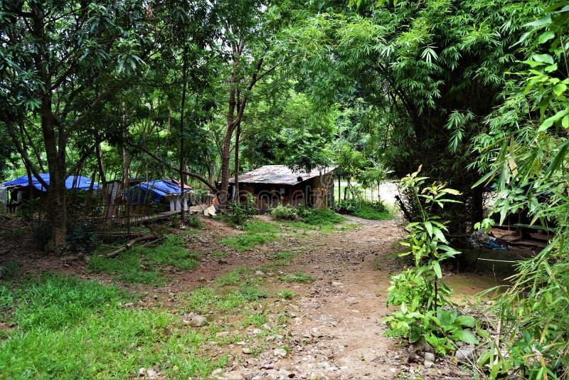Natur Subic Bay Philippinen EL Kabayo stockbild