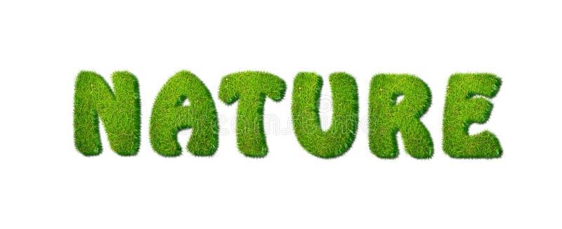 Natura. royalty ilustracja