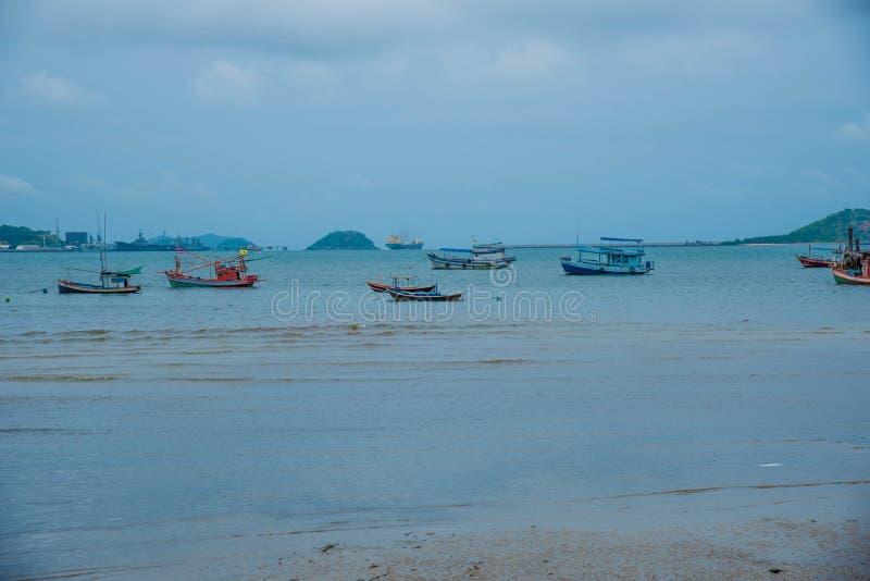 Natura del mare di viaggio in Tailandia immagine stock