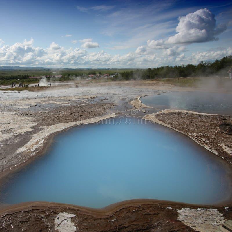 Natura dell'Islanda fotografia stock libera da diritti