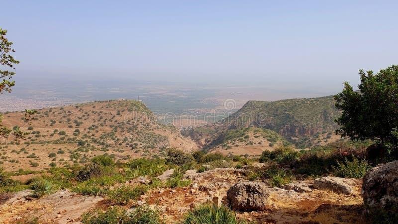 Natura della montagna fotografie stock libere da diritti