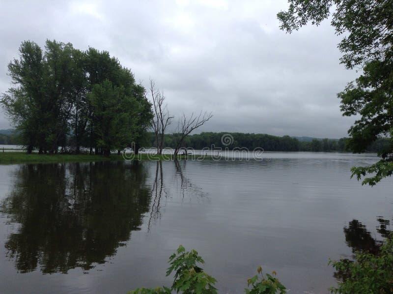 Natura dello Iowa fotografie stock libere da diritti
