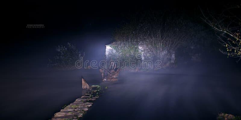 Natura - fiume III immagini stock