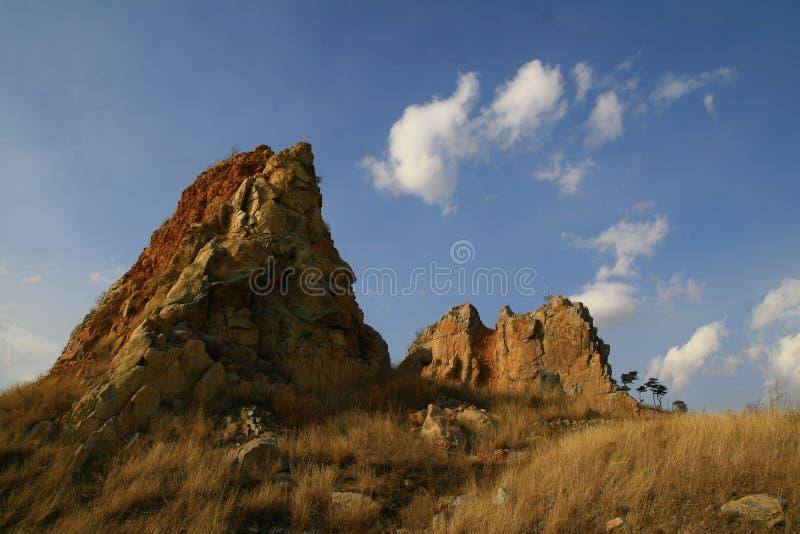 Natura Geosites fotografie stock libere da diritti