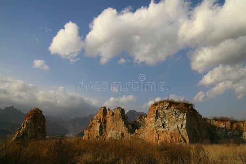 Natura Geosites fotografia stock