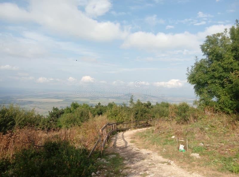 Natura Kaukaz fotografia stock