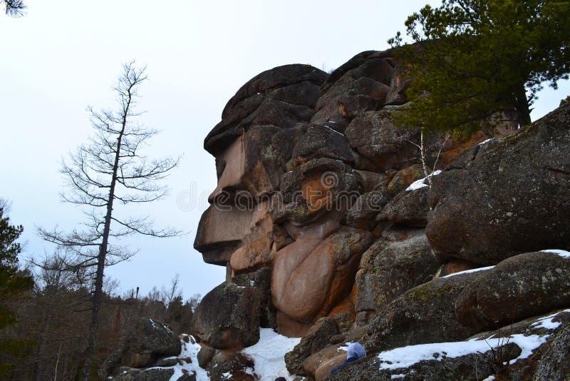 Natura Krasnoyarsk region 9 zdjęcie royalty free