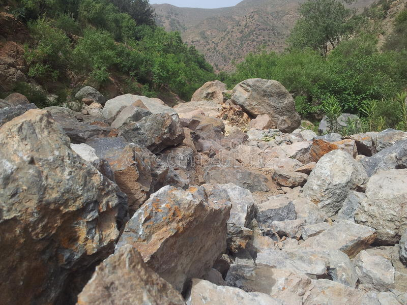 Natura Morocco obrazy stock