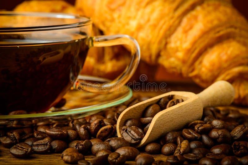 Natura morta con caffè immagini stock
