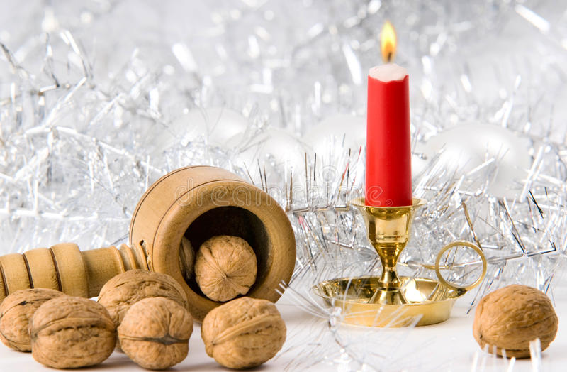 Natura morta di Natale immagine stock libera da diritti
