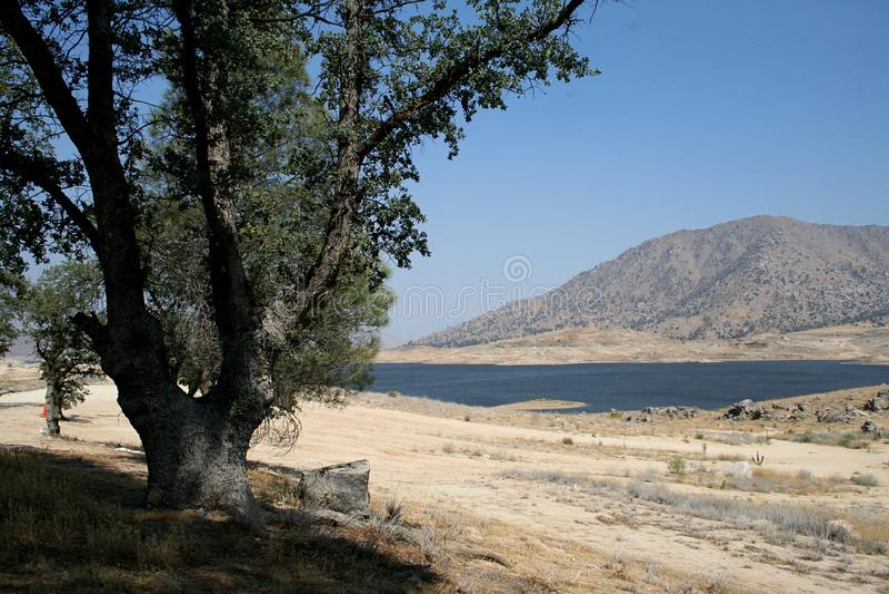 Natura oprócz Isabella jezioro obraz stock