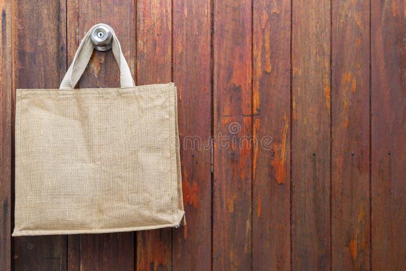 Natura sklepu spożywczego życzliwy torba na zakupy zdjęcie royalty free