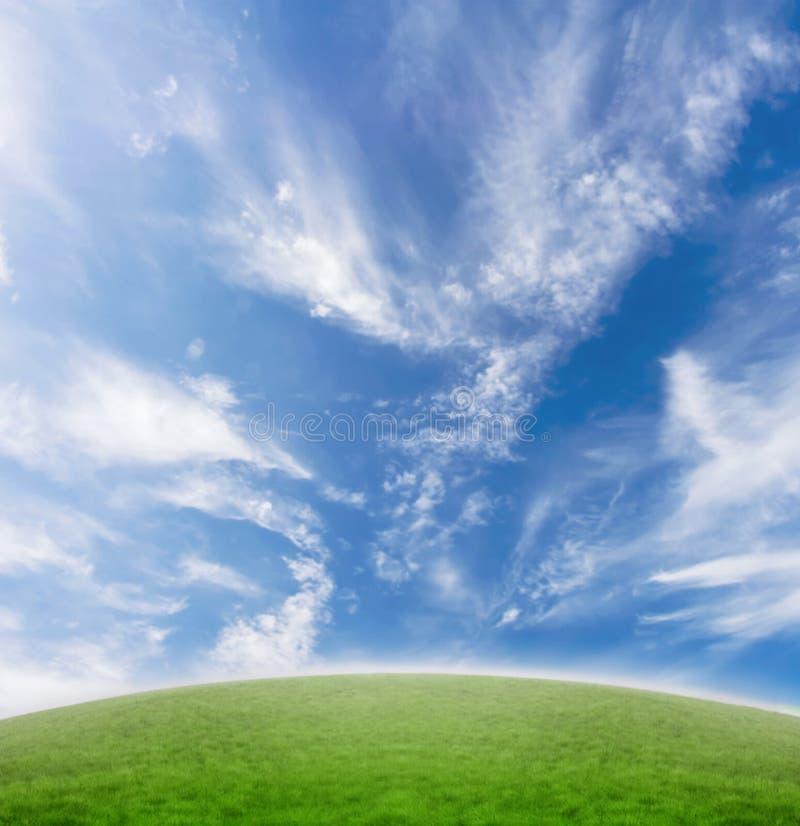 Download Natura tło zdjęcie stock. Obraz złożonej z chmurny, powietrze - 3820666