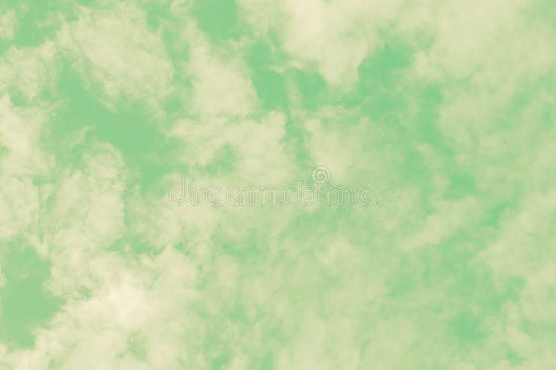 Natural abstract background in pastel green colors royalty free stock image