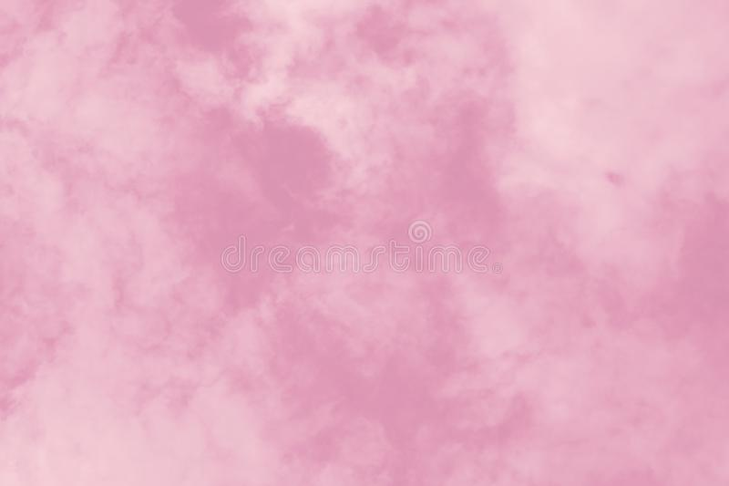 Natural abstract background in pastel pink colors stock photography