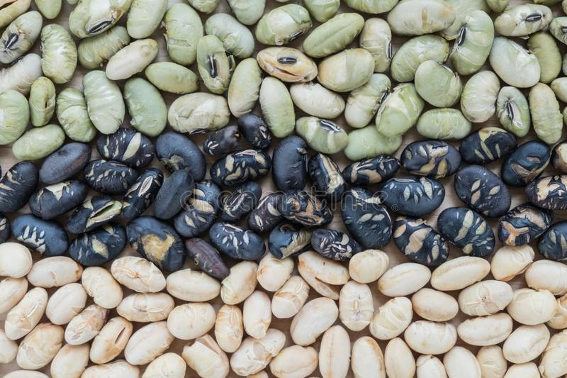 Natural background made from mixed several kind of nut royalty free stock photography