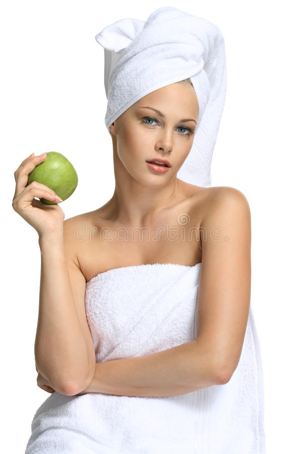 Download Natural beauty stock image. Image of cosmetic, people - 15423877