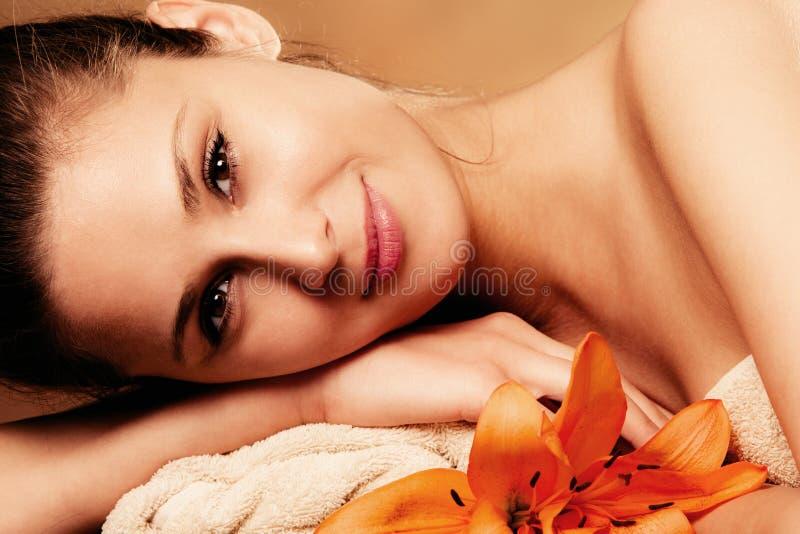 Natural beauty royalty free stock photography