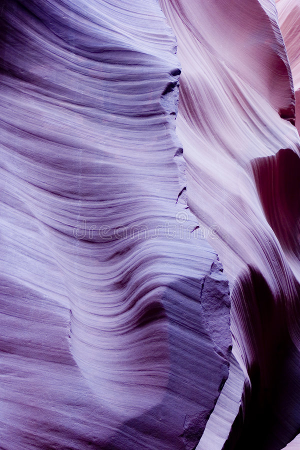 The Natural Beauty of Arizonas Antelope Canyons royalty free stock image