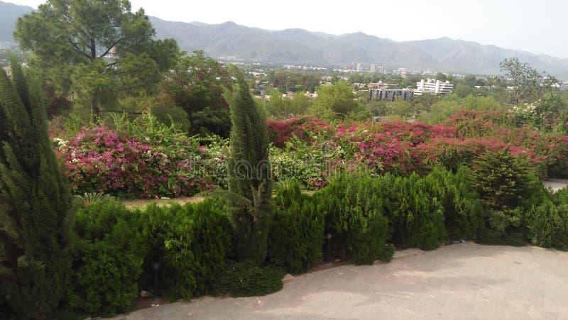 Natural beauty of  Islamabad Pakistan beautifull royalty free stock photos