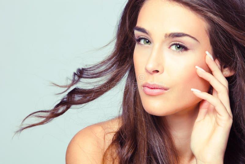 Download Natural Beauty Woman Portrait Stock Image - Image: 25047741