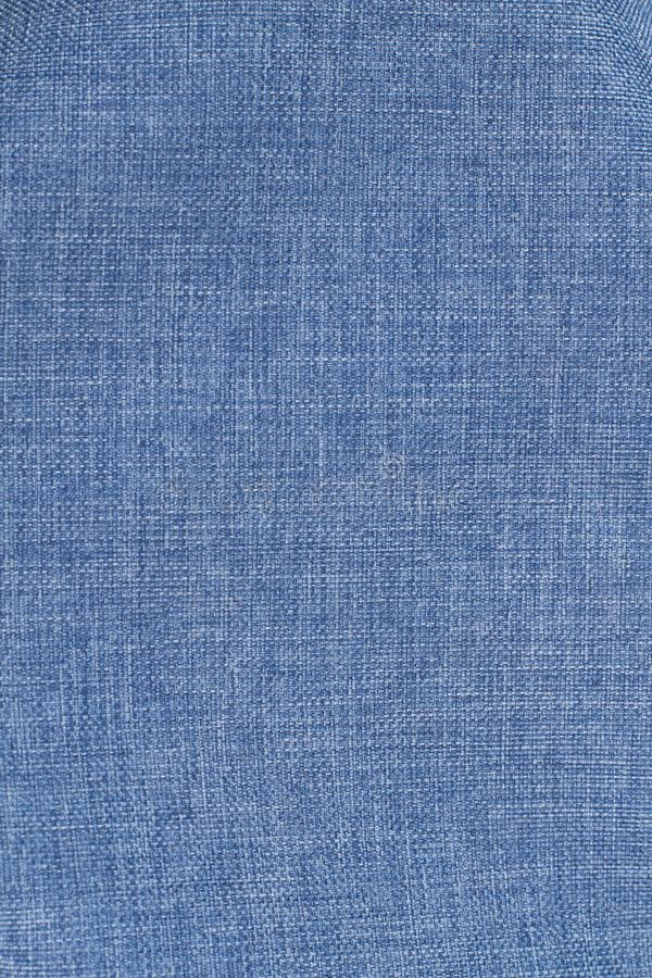 Natural blue cloth background. Dark blue fabric texture. Blue textile material backdrop royalty free stock images