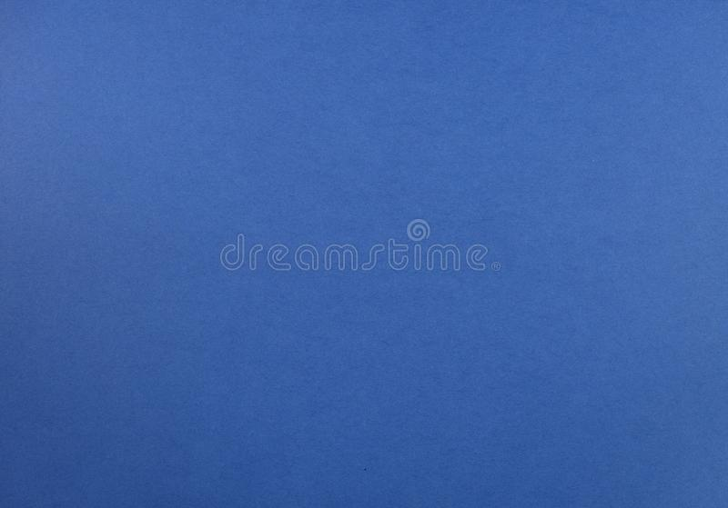 Natural blue colored paper texture stock images