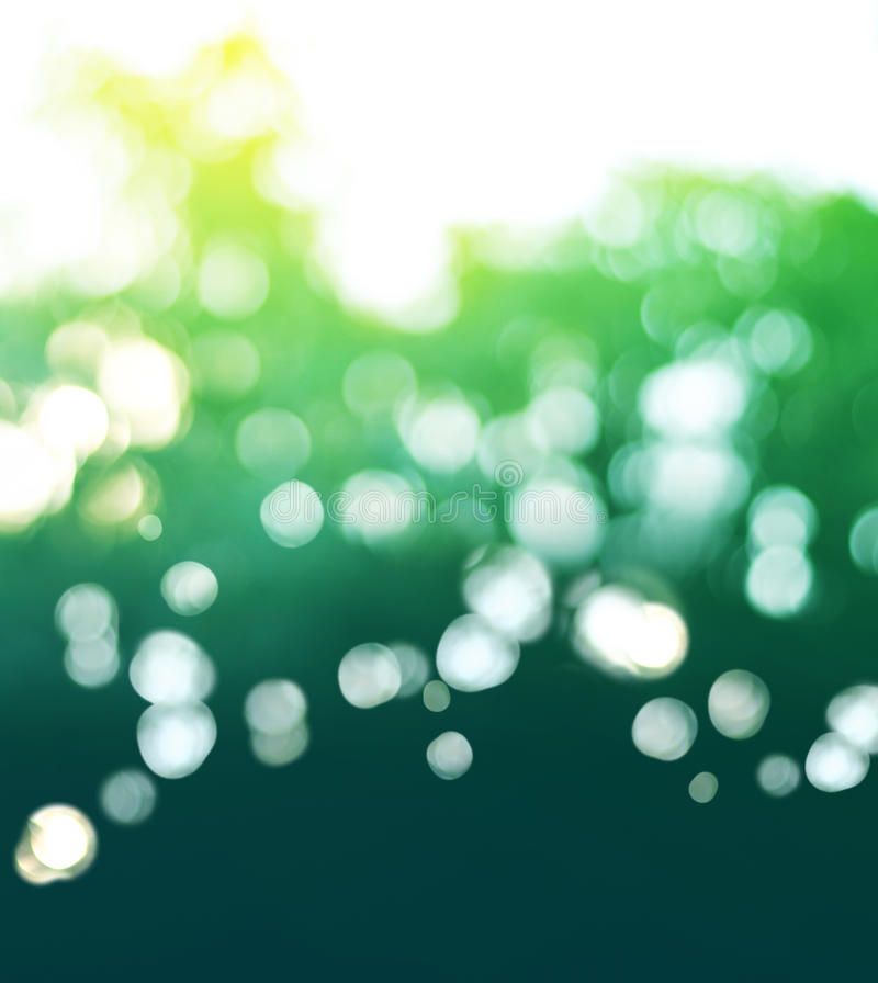 Download Natural Boke On A Green Gradient Background Stock Image - Image: 33486663