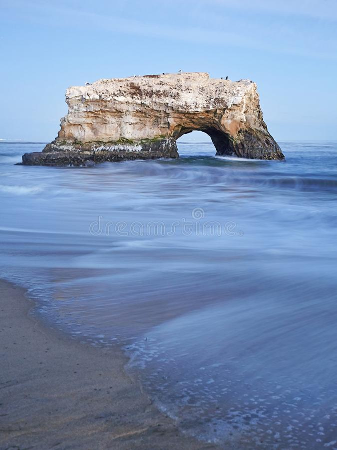 Free Natural Bridge, Erosion Landform Stock Images - 103366744