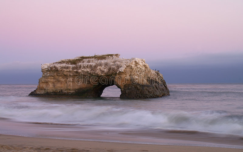 Download Natural Bridges stock image. Image of ocean, highway, waves - 2987495