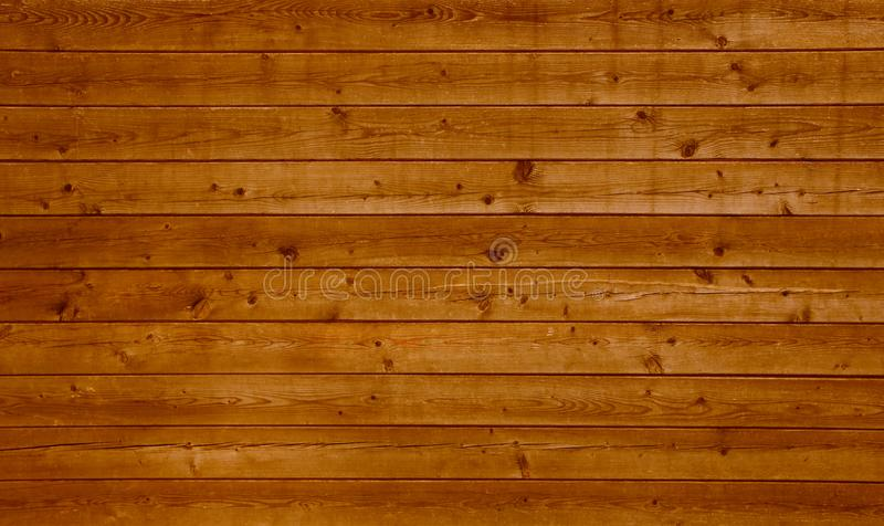 Natural brown planks background. Natural weathered background with brown planks royalty free stock photos
