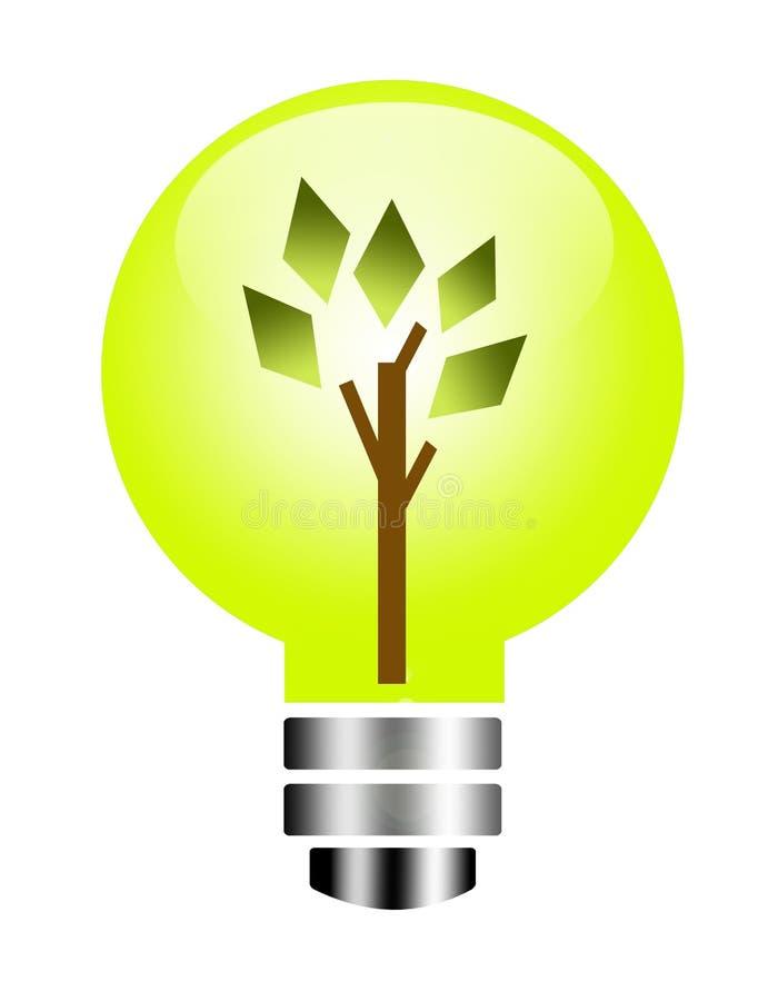Download Natural bulb stock illustration. Image of light, lightning - 10781248