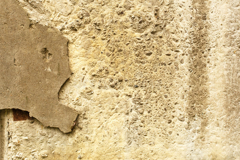 Natural cement or stone stock images