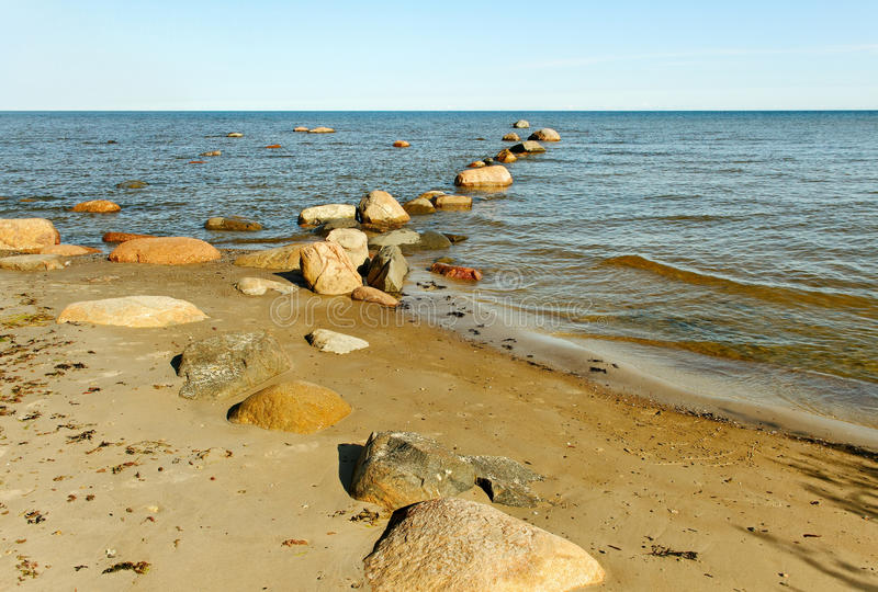 Download Natural Coastline. Royalty Free Stock Photo - Image: 24669885