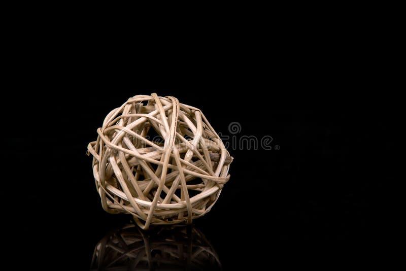 Natural decoration ball