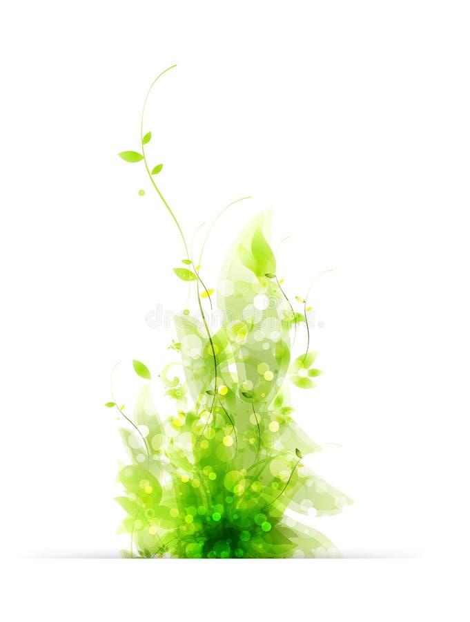 Natural Design stock illustration