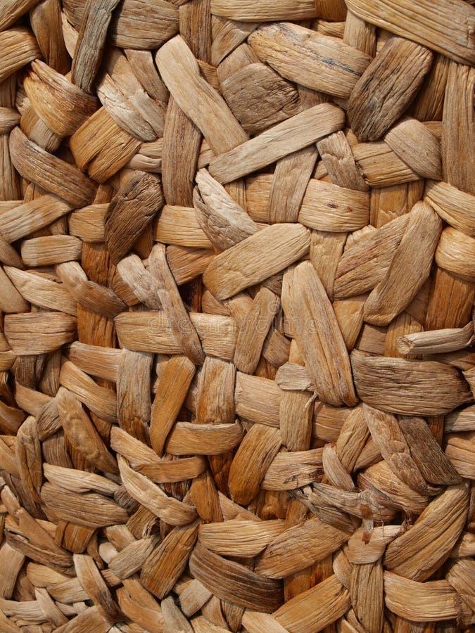 Natural Fibre Background Stock Images
