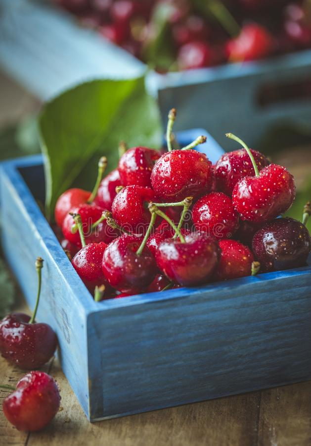 Natural Foods, Fruit, Strawberry, Strawberries stock photography