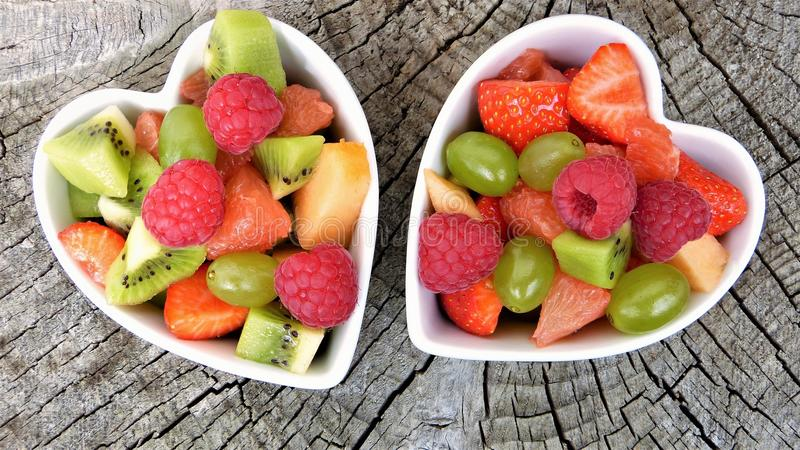 Natural Foods, Fruit, Strawberry, Vegetable