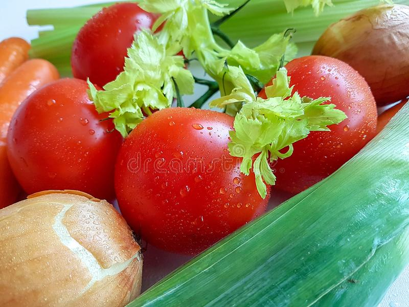 Natural Foods, Vegetable, Local Food, Potato And Tomato Genus Free Public Domain Cc0 Image