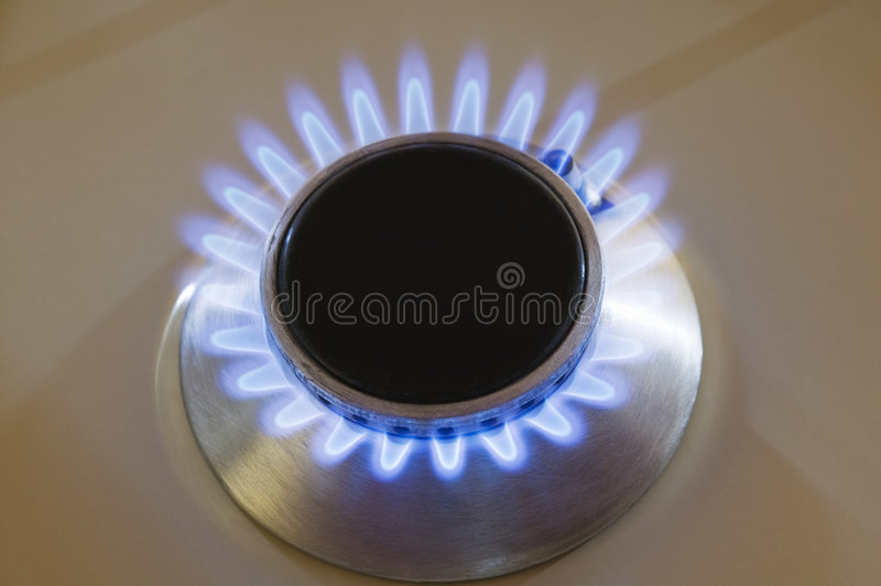 Download Natural gas stove burner stock image. Image of nobody - 5075099