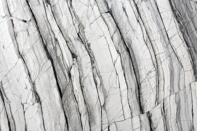 Natural gray marble texture. stock images