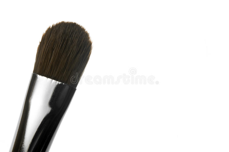 Download Natural hair brush stock photo. Image of tool, metal - 11278382