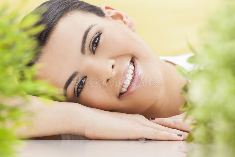 Download Natural Health Concept Beautiful Woman Smiling Stock Image - Image: 27805391