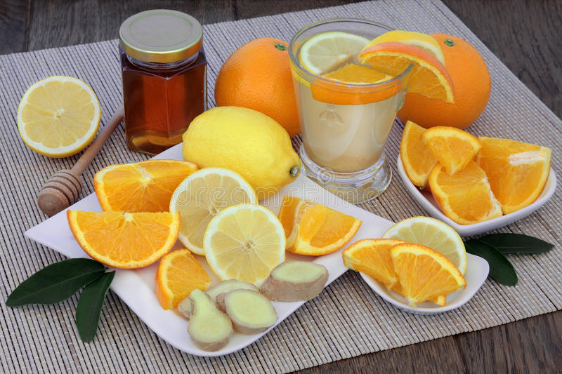 Natural Health Drink royalty free stock photography