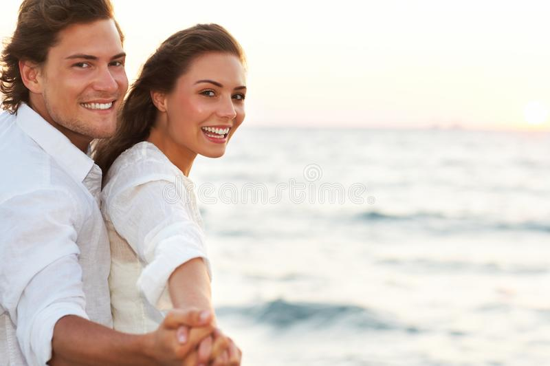 Natural and healthy couple