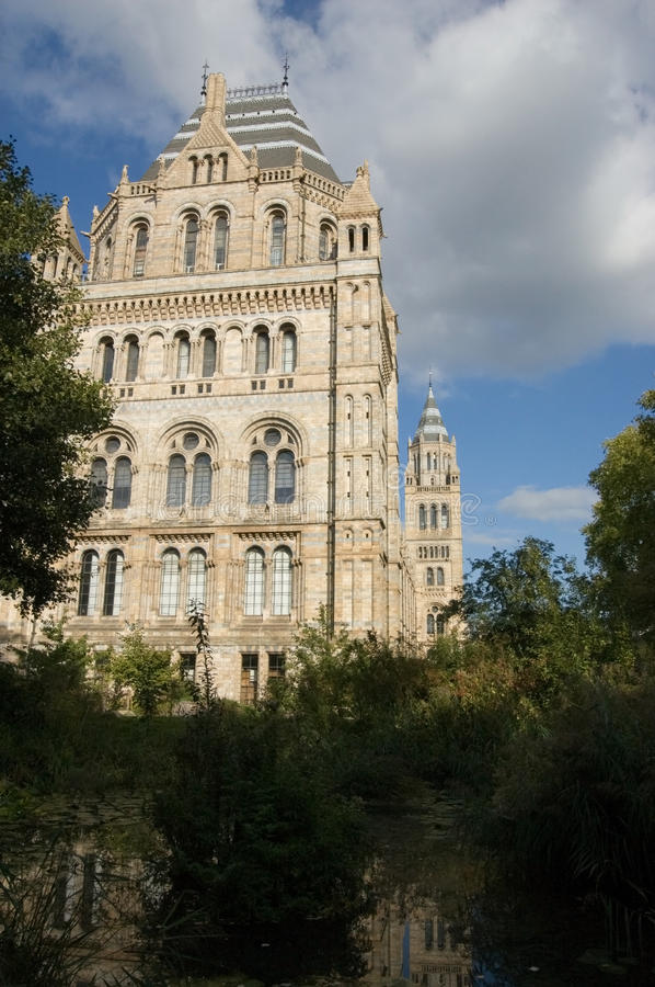 Download Natural History Museum, London Stock Image - Image: 16993025
