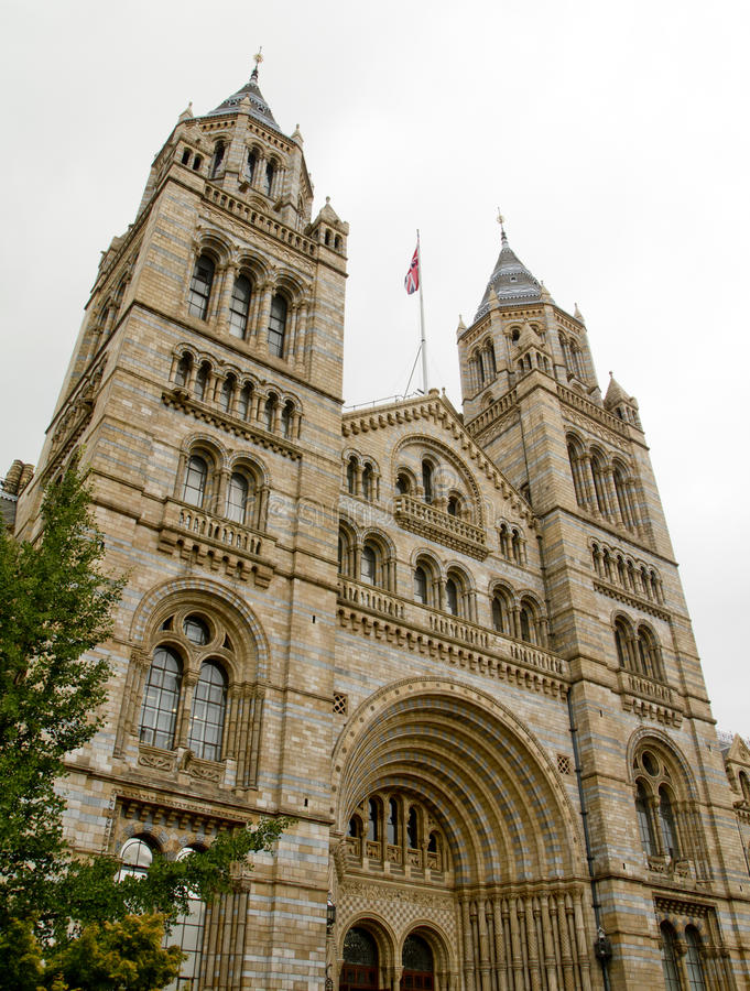 Download Natural History Museum London Stock Photo - Image: 20852636